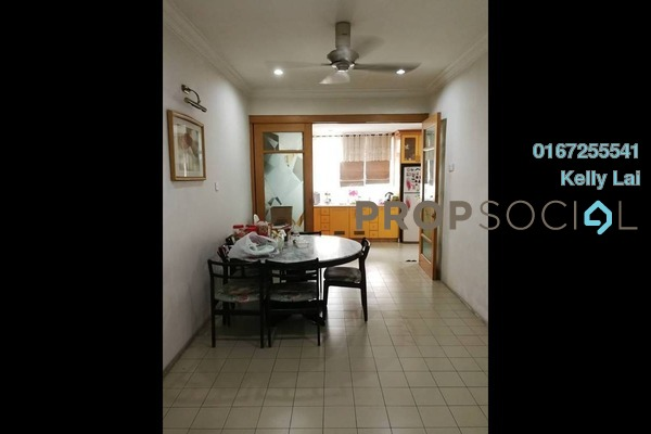For Sale Terrace at Taman Rainbow, Jalan Ipoh Freehold Semi Furnished 5R/4B 1.55m