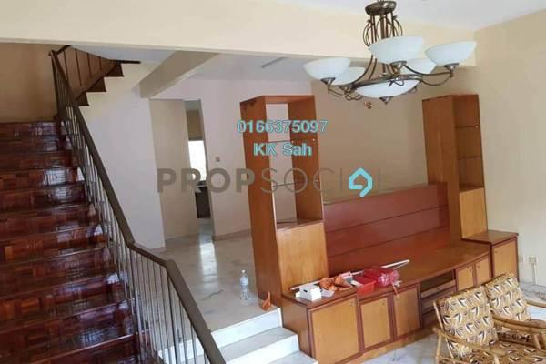 For Sale Link at SL7, Bandar Sungai Long Freehold Fully Furnished 4R/3B 600k