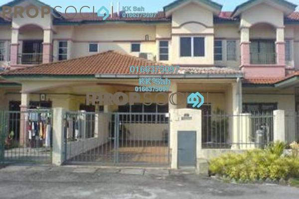 For Sale Terrace at Bandar Putera Klang, Klang Leasehold Semi Furnished 4R/3B 379k