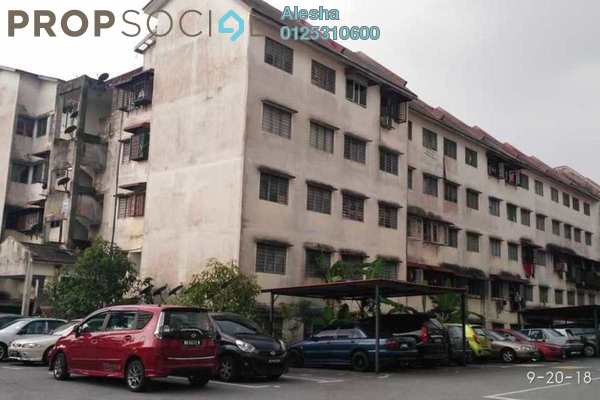 For Sale Apartment at Taman Setia Rawang, Rawang Leasehold Unfurnished 0R/0B 75k