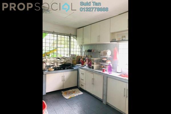 For Sale Terrace at Taman Bukit Idaman, Selayang Freehold Semi Furnished 4R/3B 530k