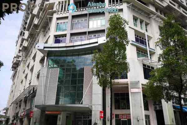 For Sale Office at Metropolitan Square, Damansara Perdana Freehold Semi Furnished 0R/0B 300k