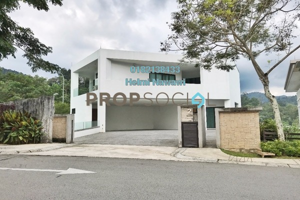 For Sale Bungalow at The Reserve, Kemensah Freehold Fully Furnished 6R/8B 6.2m