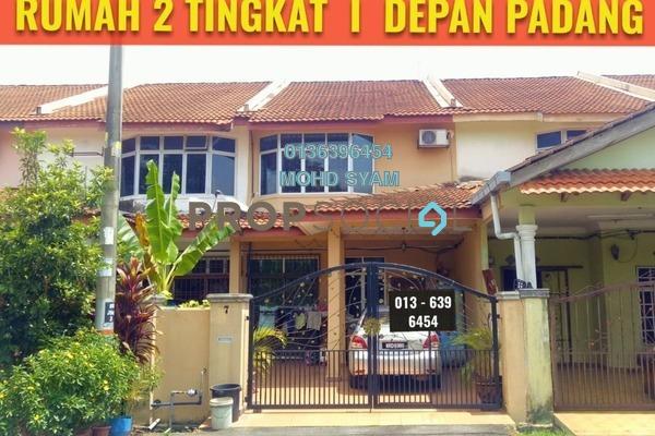 For Sale Terrace at Bandar Rinching, Semenyih Freehold Semi Furnished 3R/2B 355k