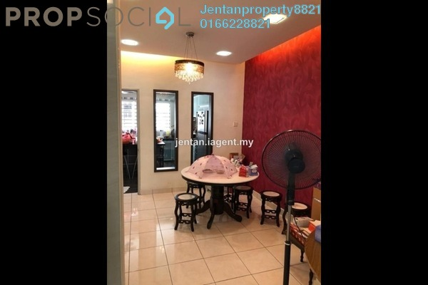 For Sale Terrace at Lagoon Homes, Kota Kemuning Freehold Semi Furnished 4R/4B 890.0千