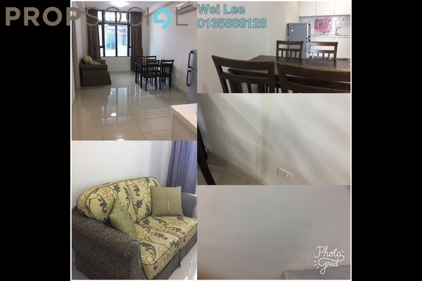 For Rent Condominium at Centrestage, Petaling Jaya Freehold Fully Furnished 1R/1B 1.1k