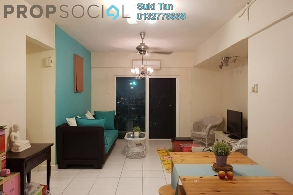 For Sale Condominium at First Residence, Kepong Freehold Semi Furnished 3R/2B 499k