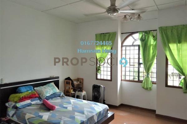 For Sale Terrace at Taman Bukit Indah, Bukit Indah Freehold Semi Furnished 4R/3B 630k