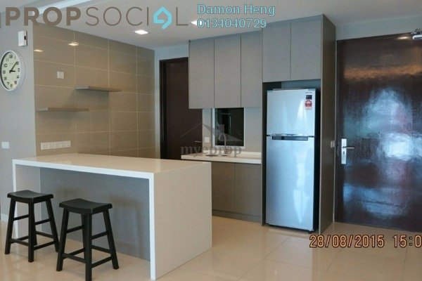 For Rent Condominium at KL Palace Court, Kuchai Lama Freehold Semi Furnished 2R/2B 1.75k