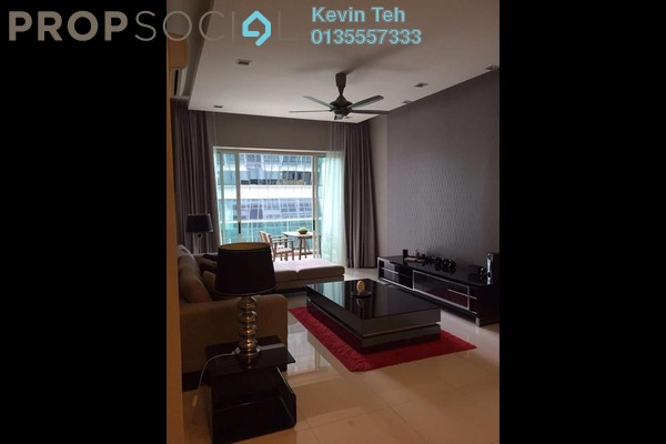For Rent Condominium at Suasana Sentral Loft, KL Sentral Freehold Fully Furnished 2R/2B 4.5k