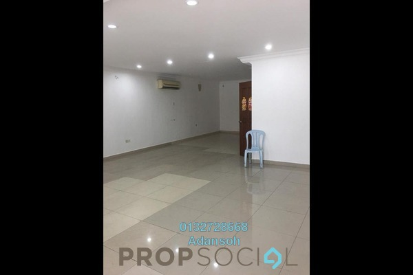 For Sale Terrace at Taman Sri Bintang, Kepong Freehold Semi Furnished 4R/3B 780k