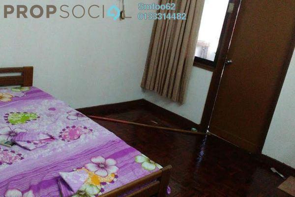 For Rent Condominium at Menara Orkid, Sentul Freehold Semi Furnished 3R/2B 1.2k