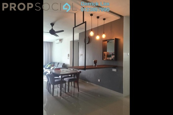 For Rent Condominium at Kiara Residence 2, Bukit Jalil Freehold Fully Furnished 3R/2B 2.5k