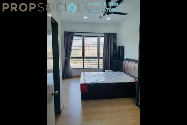 For Rent Condominium at KL Palace Court, Kuchai Lama Freehold Semi Furnished 3R/2B 1.8k