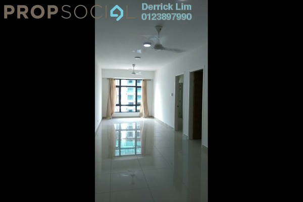 For Sale Condominium at Pearl Suria, Old Klang Road Freehold Semi Furnished 2R/2B 600k