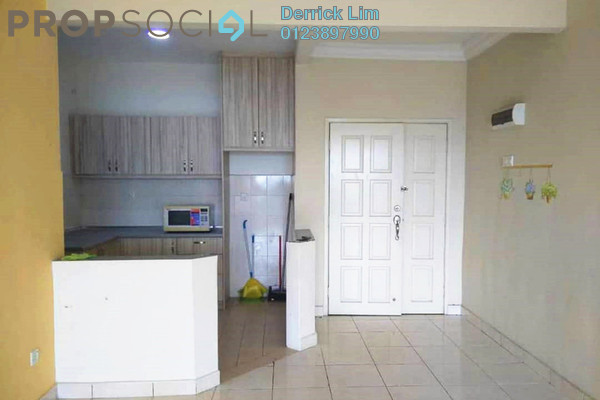For Sale Condominium at Koi Tropika, Puchong Freehold Semi Furnished 3R/2B 330k
