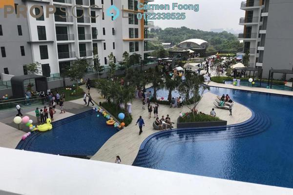 For Sale Condominium at Parkhill Residence, Bukit Jalil Freehold Unfurnished 3R/2B 750k