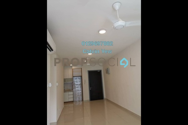 For Rent Condominium at KL Traders Square, Kuala Lumpur Freehold Unfurnished 3R/2B 1.5k