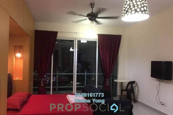 For Rent SoHo/Studio at Oasis Ara Damansara, Ara Damansara Freehold Fully Furnished 1R/1B 1.8k