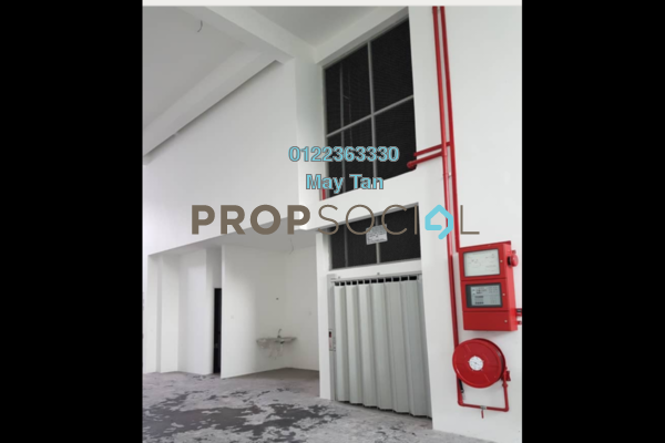 For Rent Factory at Nouvelle Industrial Park @ Meru, Klang Freehold Semi Furnished 0R/4B 6.5k