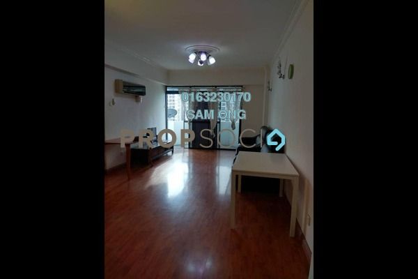 For Sale Condominium at One Ampang Avenue, Ampang Freehold Semi Furnished 3R/2B 410k