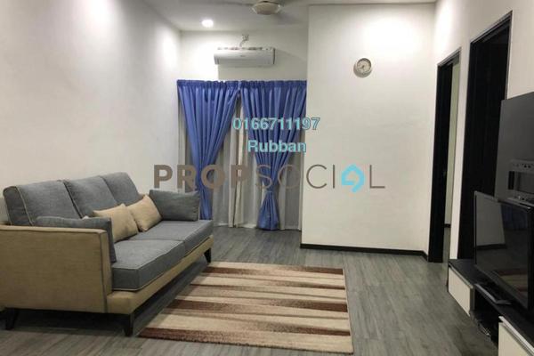 For Rent Apartment at Taman Tenaga, Kajang Freehold Fully Furnished 3R/2B 1k
