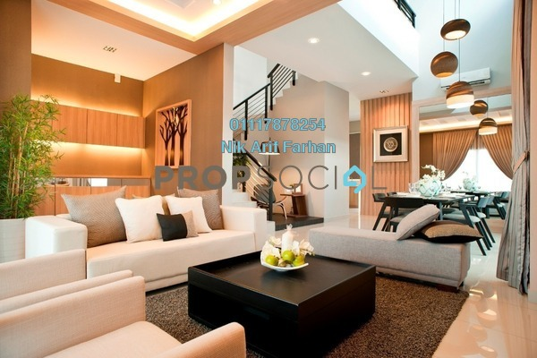 For Sale Condominium at D'Sara Sentral, Sungai Buloh Freehold Fully Furnished 3R/2B 450k