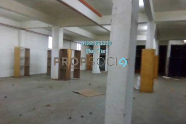 For Rent Factory at Hicom-Glenmarie Industrial Park, Shah Alam Freehold Fully Furnished 0R/4B 16k