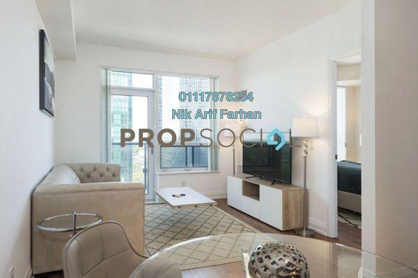 For Sale Condominium at Desa Damansara, Damansara Heights Freehold Fully Furnished 2R/2B 250k