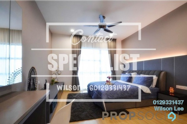 For Sale Condominium at LakePark Residence @ KL North, Selayang Freehold Semi Furnished 3R/3B 680k
