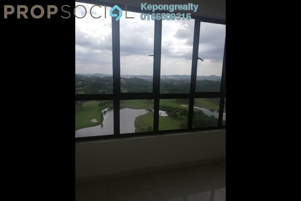 For Rent Serviced Residence at Suria Putra, Bukit Rahman Putra Freehold Unfurnished 2R/2B 1.5k