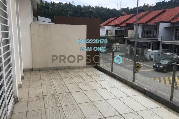 For Sale Terrace at Ampang Saujana, Ampang Freehold Unfurnished 3R/2B 860k