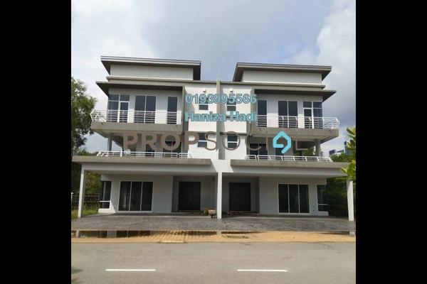 For Sale Semi-Detached at CBD Perdana 1, Cyberjaya Freehold Unfurnished 5R/6B 1.9m