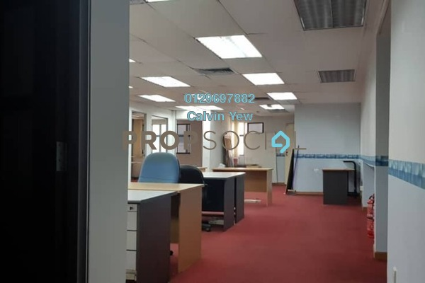 For Rent Office at Jalan Pudu, Pudu Freehold Semi Furnished 0R/2B 4k