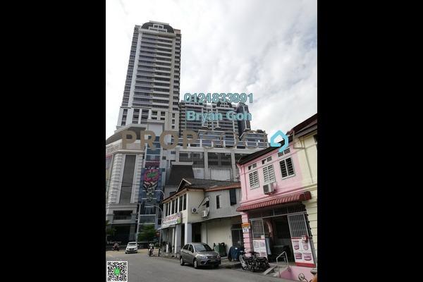 For Rent Shop at Jalan Dato Keramat, Georgetown Freehold Unfurnished 0R/3B 2.5k