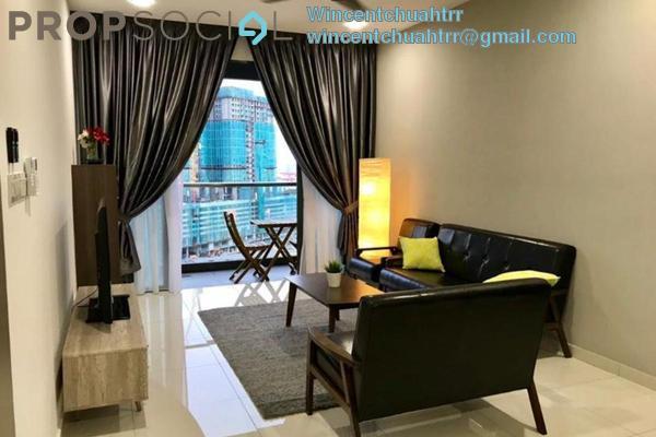 For Rent Condominium at Infiniti3 Residences, Wangsa Maju Freehold Fully Furnished 3R/2B 3k