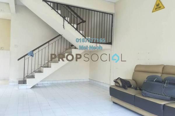 For Sale Terrace at Taman Puteri Wangsa, Ulu Tiram Freehold Unfurnished 4R/3B 499k