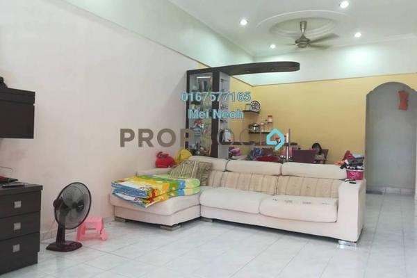 For Sale Terrace at Taman Putri Kulai, Kulai Freehold Semi Furnished 3R/2B 385k