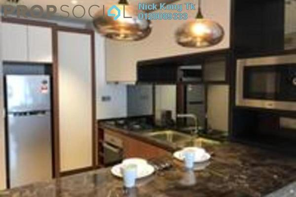 For Rent Condominium at EcoSky, Jalan Ipoh Freehold Semi Furnished 2R/2B 1.5k