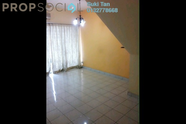 For Sale Terrace at SD12, Bandar Sri Damansara Freehold Semi Furnished 3R/2B 918k