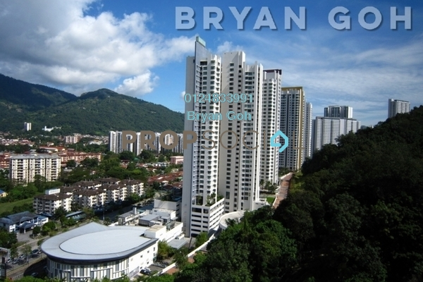 For Sale Apartment at Desa Ixora Apartment, Farlim Freehold Unfurnished 2R/1B 168k