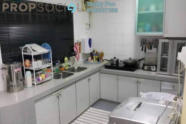 For Sale Terrace at PU12, Bandar Puchong Utama Freehold Semi Furnished 4R/3B 500k
