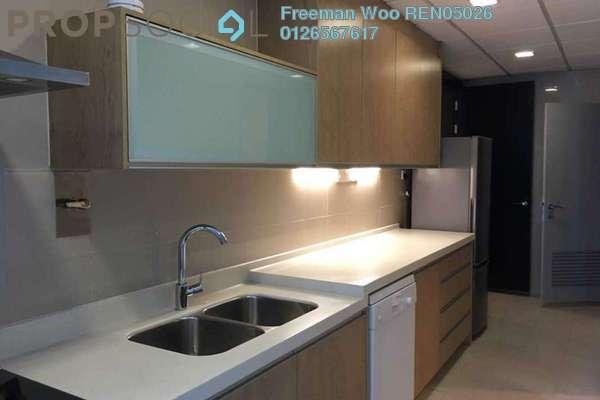 For Rent Condominium at 11 Mont Kiara, Mont Kiara Freehold Semi Furnished 4R/5B 11k