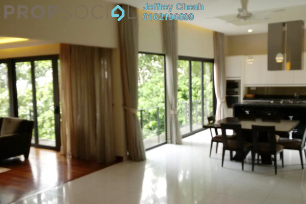 For Rent Bungalow at Bukit Tunku, Kenny Hills Freehold Semi Furnished 4R/5B 20k