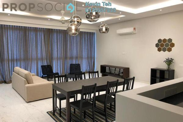 For Rent Condominium at Twins, Damansara Heights Freehold Fully Furnished 4R/5B 7k