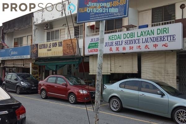 For Rent Office at SS3, Kelana Jaya Freehold Unfurnished 1R/1B 1.2k