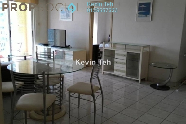 For Sale Condominium at Mont Kiara Bayu, Mont Kiara Freehold Fully Furnished 1R/2B 640k