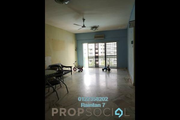 For Rent Condominium at Petaling Indah, Sungai Besi Freehold Semi Furnished 2R/2B 800translationmissing:en.pricing.unit
