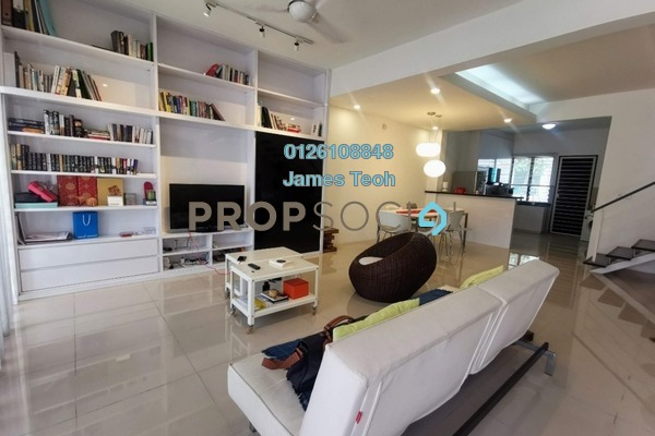 For Sale Terrace at Ken Rimba, Shah Alam Freehold Semi Furnished 4R/3B 650k