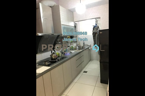 For Sale Condominium at Taman Mas Sepang, Puchong Freehold Semi Furnished 3R/2B 380k